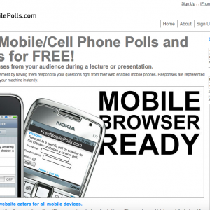 Free Mobile Polls