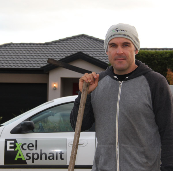 Chris from Excel Asphalt