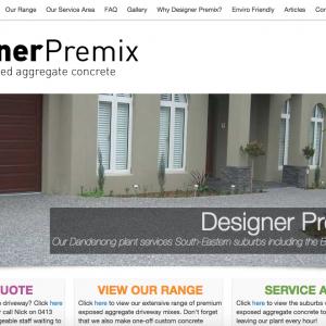 Designer Premix