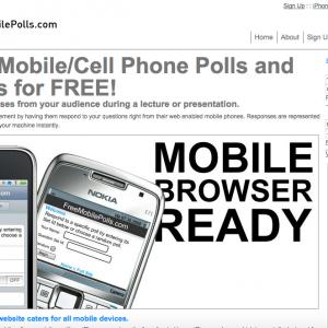 Free Mobile Polls
