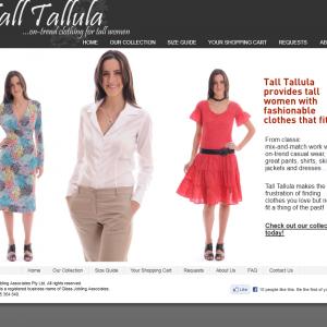 Tall Tallula