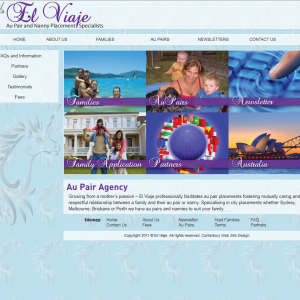 Elviaje – Au Pair Finder