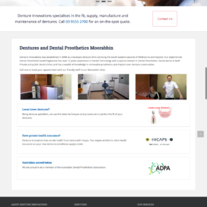 Denture Innovations